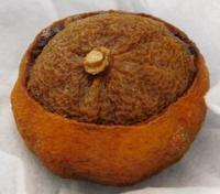 柚餅子試食 - うまこの天袋