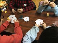 日本発のゲームも面白いです♪ - 枚方市・八幡市 子どもの教室・すべての子どもたちの可能性を親子で感じる能力開発教室Wake(ウェイク)
