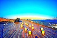 初暦月 寫誌 ⑰ 撮り歩いた横浜をアメコミ的絵画風着色写真に… - le fotografie di digit@l