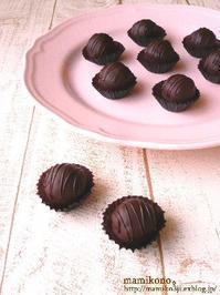 チョコレートのテンパリングって!? - mamikono。~ハレの日のお菓子~
