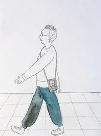 描かない日々 - たなかきょおこ-旅する絵描きの絵日記/Kyoko Tanaka Illustrated Diary