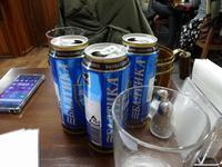 キョータロー氏と豊田屋2017 初 【ロシアンカフェでロシアビール】 - RÖUTE・G DRIVE AFTER DEATH