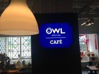 "OWL Cafe' ☆ National Gallery Singapore - Singaporeグルメ☆"" Ⅱ"