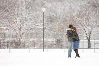 雪の降る日に - YUKIPHOTO/平松勇樹写真事務所