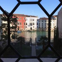 イタリア2017冬―ヴェネツィア パラッツォホテルのサロン - ケチケチ贅沢日記