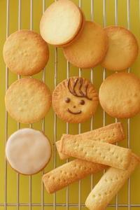 なんの変哲もない、でも食べ飽きないサブレ - Baking Daily@TM5