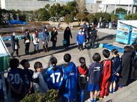 第21回神奈川県女子中学生サッカー大会 準決勝結果:決勝進出! - 横浜ウインズ U15・レディース