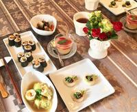 ねぎ味噌入り細巻き寿司 - ミトンのマクロビキッチン