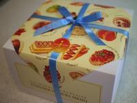 17年1月28日 バースデーケーキ♪ - 旅行犬 さくら 桃子 あんず 日記
