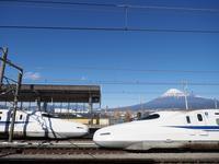 新幹線を思い通りに止めてみた!? - お寺や神社、古い町並み、鉄道、他色々の写真ブログ