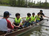 """ボート教室 - 葛飾ボート連盟 """"KBF"""""""