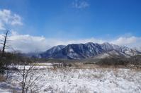 冬の戦場ヶ原-5 - 自然と仲良くなれたらいいな2