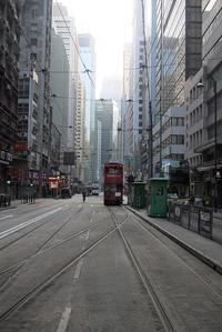 香港 トラムに乗ってローカル飲茶@新興食家 - 旅の備忘録