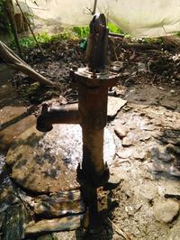 地下水が鉄臭くてきつかった村生活 - インド現地採用 生活費記録