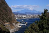 大崩海岸~ - 富士山大好き~写真は最高!