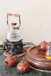 素敵な茶器とお茶の世界 - Tortelicious Cake Salon