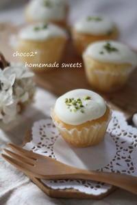 *6コマレシピのレモンマフィン* - ちょこちょこ*homemade Life