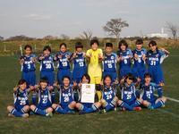 第21回神奈川県女子中学生サッカー大会 決勝結果:準優勝 - 横浜ウインズ U15・レディース