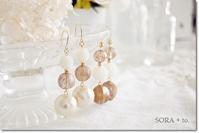 SORA+to.さんのアクセサリー、たくさん届いています♪ - Ange(アンジュ) - 小林市の雑貨屋 -