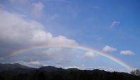 初虹 - 雲空海