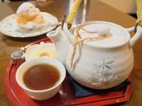 豆腐チーズケーキと藩士の珈琲:名曲&珈琲ひまわり(弘前市) - 津軽ジェンヌのcafe日記