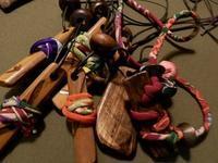 2月のレトロフト店 - 古布工房 小手毬