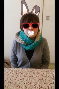 【1月のニットカフェ、開催しました♪】 - ふくすけのコネコネ 編み編み てくてく日記