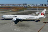 JA735J(GE&Olympic livery) - Skyway