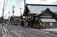 木造(酒類の琺瑯看板)木造桜川 - 古今東西風俗散歩(町並みから風俗まで)
