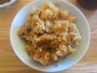 茶殻レシピ 炊き込みご飯 - 恵茶房 meg tea labo