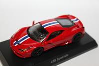 1/64 Kyosho Ferrari 12 458 Speciale - 1/87 SCHUCO & 1/64 KYOSHO ミニカーコレクション byまさーる