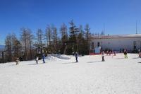 入笠山 ピッケルの練習 - のんびりとやまを楽しみましょう