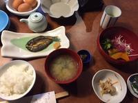 黒川温泉にて⑤朝食@山みず木 - 小さなバラの庭と手作りせっけんのなちゅらるらいふ
