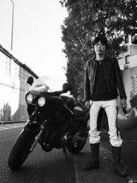 滝澤 忠夫 & SUZUKI GS1200SS(2016.11.05) - 君はバイクに乗るだろう