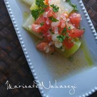 長ねぎのらっきょうマリネ - 料理研究家ブログ行長万里  日本全国 美味しい話