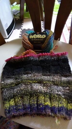 編み物 魔法の一本針 - つるのこ工房        Ruimic