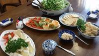 チャッピーとフムス  二日目の宴会 - 牡蠣を煮ていた午後
