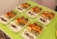 1月 毎週金曜のお弁当 Friday's Lunch boxes in January, 2017 - オランダ日本生活便り☆