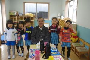 お弁当を食べる会すいか - 川崎ふたば幼稚園ブログ