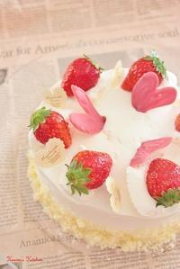 いちごのショートケーキ。 - Heaven's Kitchen