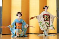 春の舞(京都国立博物館・平成知新館)祇園甲部・佳つ扇さん、朋子さん - 花景色-K.W.C. PhotoBlog