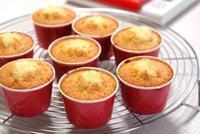 塩バニラの小さなケーキ~スパイス大使 - ~あこパン日記~さあパンを焼きましょう