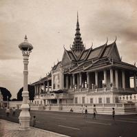 タイの黒、カンボジアの手仕事 - 石井真弓のブログ◎Apertures