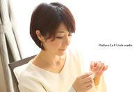 新しいHPに プロフィール写真いかがでしょうか? - 茨城県古河市 Hallura-La * Little Studio photo blog
