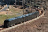 ワケクマを往く姿を俯瞰で。 - 山陽路を往く列車たち