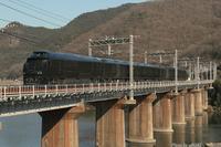 吉井川橋りょう(万鉄)を往く。 - 山陽路を往く列車たち