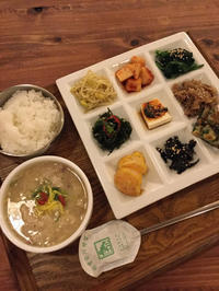 靭公園で猫ランチ➡直行できる韓国料理店がありました!! - 猫空くみょん食う寝る遊ぶ Part2