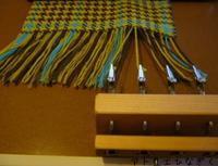 染めは難しい… - アトリエひなぎく 手織り日記