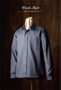 Attractions『 WORK SHIRT 』 - ★ GOODY GOODY ★  -  ROCK 'N ROLL SHOP