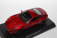 1/64 Kyosho Ferrari 12 Ferrari California T - 1/87 SCHUCO & 1/64 KYOSHO ミニカーコレクション byまさーる
